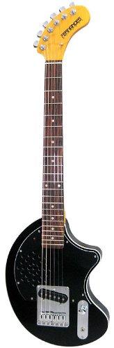 FERNANDES フェルナンデス ミニエレキギター ZO-3 TL 1962 IKEBE ORIGINAL BLACK アンプ内蔵