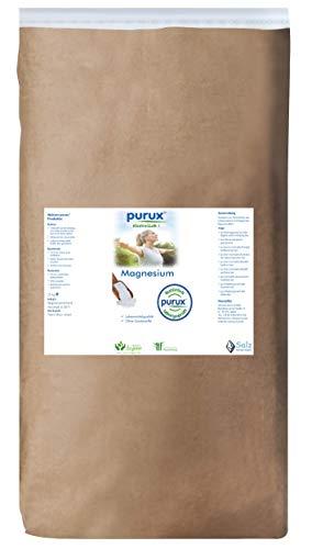 Purux Magnesiumchlorid 25kg Food MgCl2 E511 Magnesium