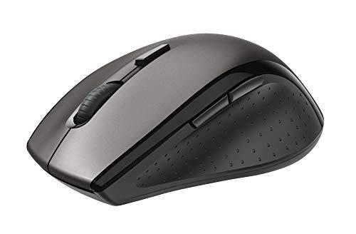 Trust Kuza Ratón Inalámbrico, Microrreceptor USB, Mouse...