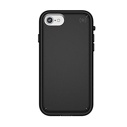 Speck Presidio - Ultra Case con clip de cinturón para iPhone 7/8 -negro