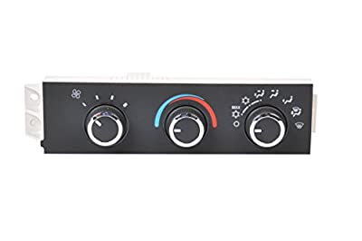 ACDelco 23283455 GM Original Equipment Heating and Air Conditioning Control Panel
