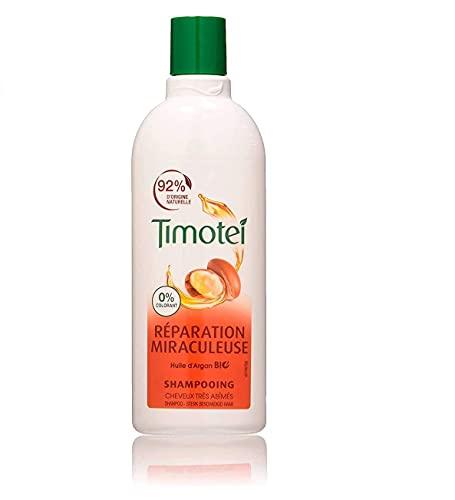 Timotei - Lote de 2 champúes