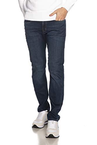 ARMANI EXCHANGE Indigo Denim Jeans, 40 Uomo