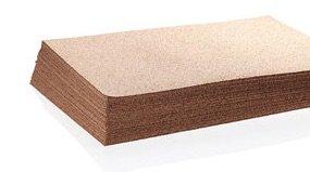 """WIDGETCO 3mm (1/8"""") Cork Underlayment (Box of 198 sq ft)"""