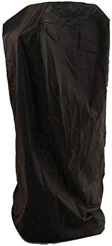 YANJ Patio calefacción de la Pantalla, con Cierre de Cremallera Muebles Protector Ronda de Servicio Pesado a Prueba de Agua Terraza Cubierta Calefacción de Gard
