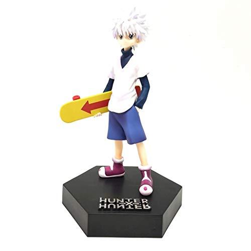 Siyushop Hunter X Hunter: Killua Zaoldyeck Ichiban Kuji -Hiiro No Tsuioku- Figura - Escultura Altamente Detallada - Alta 7.2 Pulgadas