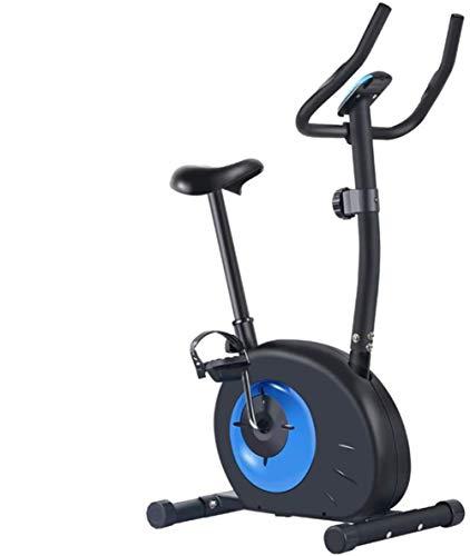 WXHHH Folding Magnetic Cyclette, Upright Bicicletta Home Fitness Cyclette Coperta di Filatura della Bici della Bicicletta Fitness Cardio