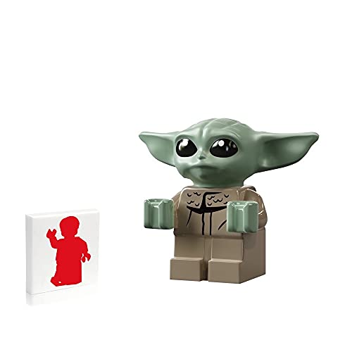LEGO Star Wars The Mandalorian MiniFigure - Baby Yoda (The Child) with Display Stand 75292