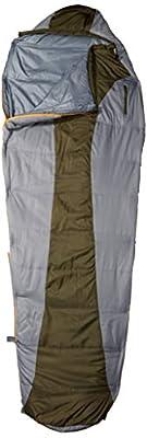 Ledge Sports Featherlite +20 F Degree Ultra Light Design, Ultra Compact Sleeping Bag (84 X 32 X 20, Green)