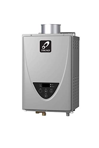 Takagi TK-510C-NI 199,000 BTU Concentric Vent Indoor Non-Condensing Tankless Water Heater