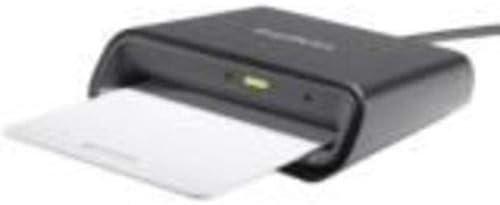 Belkin USB Smart Card/CAC Reader - Black