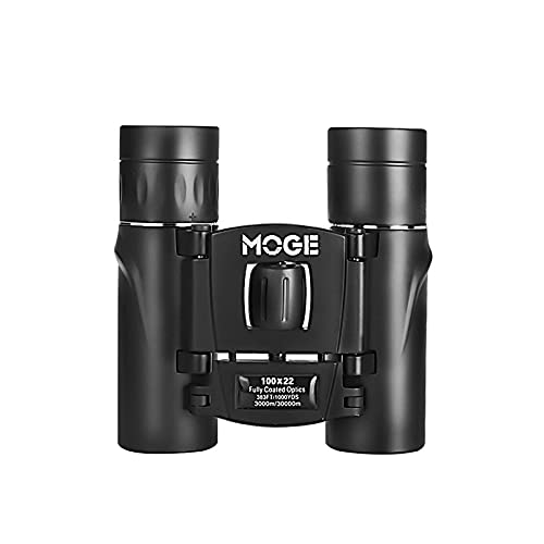 TANGIST Phase Stepper Moto 100x22 Fernglas-Teleskop-Handgriffsgröße HD HD-High-Vergrößerungs-Fernglas mit vollem offenem Glas für Jagd-Wandern im Freien (Color : 100x22)