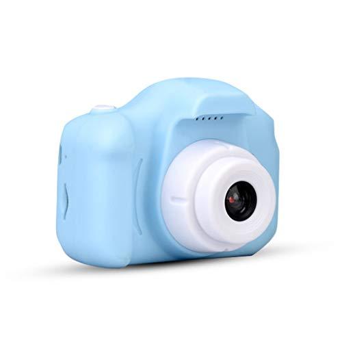 Mini cámara digital para niños de 2 pulgadas de pantalla grabadora de vídeo de juguete educativo cámaras digitales
