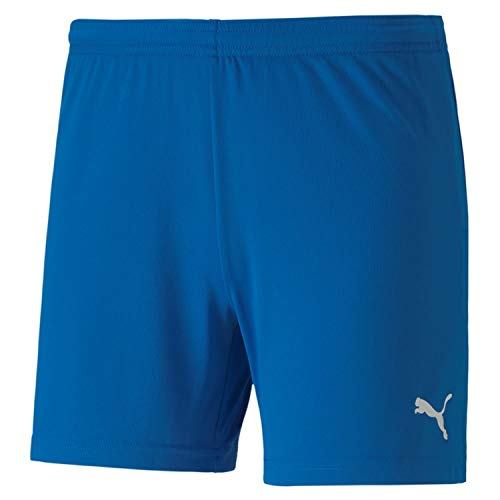 Puma Teamgoal 23 Knit W, Pantaloncini Donna, Electric Blue Lemonade, L