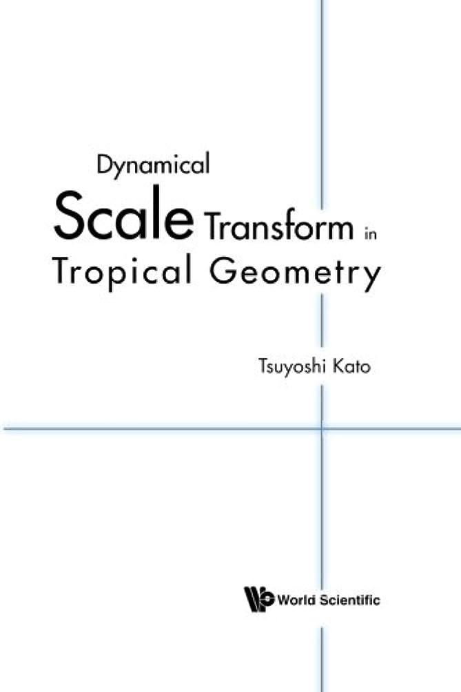 敵対的投資する世紀Dynamical Scale Transform In Tropical Geometry