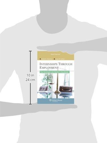 Paralegal Job Hunters Handbook: From Internships To Employment (Aspen College)