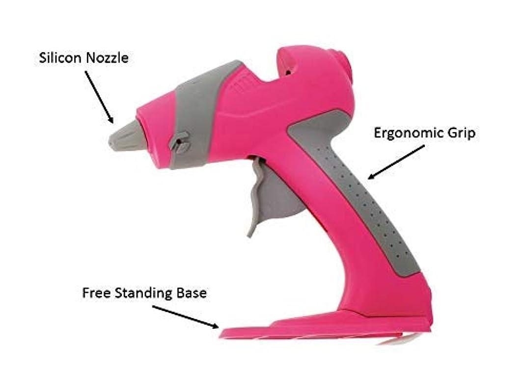 Little Hottie Hot Glue Gun (Pink & Grey)