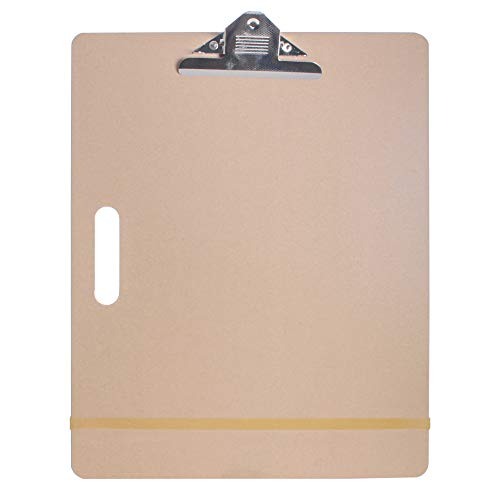 US Art Supply Artist Sketch Tote Board - Great for Classroom, Studio or Field Use (11'x17')