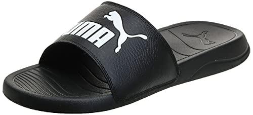 PUMA Popcat 20, Beach and Pool Shoes Mixte, Black...