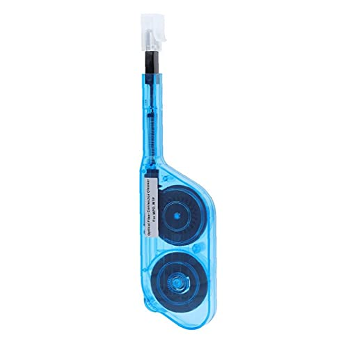 La fibra óptica más limpia con un Clic adaptador de conector óptico de fibra MPO MTP Cara final pluma de limpieza para la industria