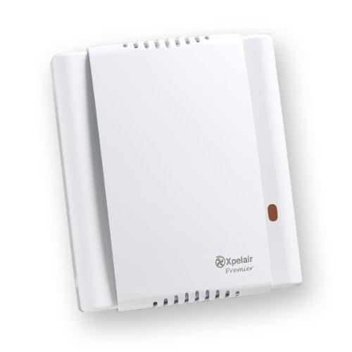 Xpelair Premier LVDX200T Zentrifugaler Abluftventilator für Toilette/Badezimmer, Niederspannung, mit Timer