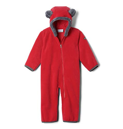 Columbia Unisex Kinder Tiny Bear Ii Anzug, Rot (Mountain Red), 9-12 months
