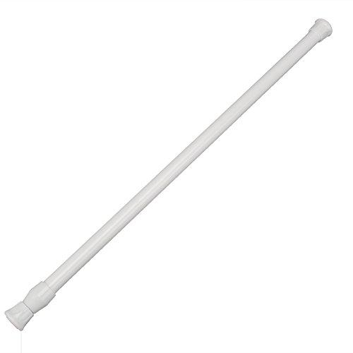 Styleinside® Tringle à rideau extensible télescopique Hanger Cintre Curtain Rod 40-70 cm réglable