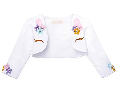 AmzBarley Vestido Princesa de Unicornio Fiesta Niña Tutu Cosply Cumpleaños,Disfraz Tutu Princesa Unicornio Infantil Niña Traje