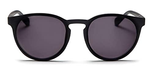 Looplabb Zonneleesbril PAPILLON/BLACK - Hippe Zonneleesbril op sterkte: +1.00 - Trendy Zonneleesbril voor Heren & Dames