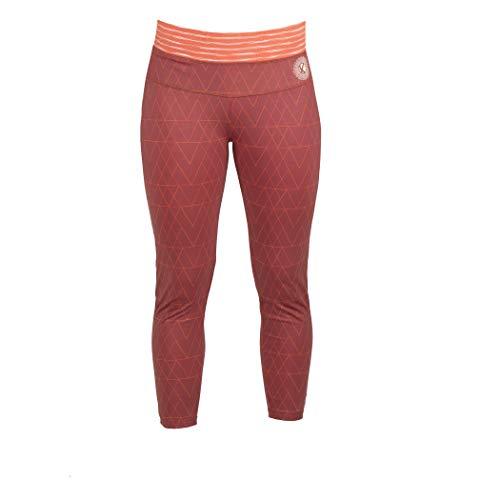 ABK Cypress V2 Leggings Damen deep Rust Größe XL 2020 Hose