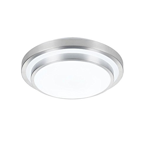 AFSEMOS 10-Inch LED Flush Mount Ceiling Lights,12W LED Ceiling Lights,6000K,960Lm Round Ceiling Light for Dining Room Bathroom Lighting Fixtures