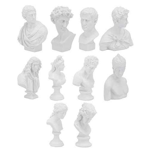 escultura griega de la marca Happyyami