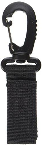 Mil-Tec Koppelschlaufe 50 mm schwarz