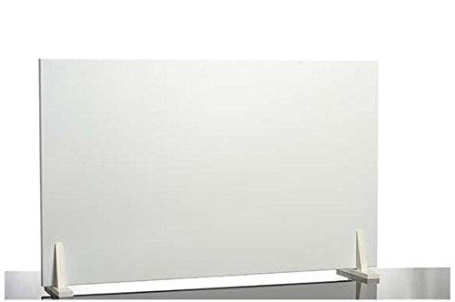 Infrarotheizung Set Easy 600W mit Wandhalterung und Holzfüsse von Elbo Therm