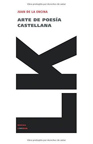 Arte de poesía castellana (Pensamiento) (Spanish Edition) (Diferencias)