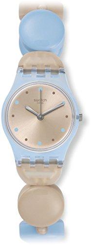 Swatch Reloj Analógico para Mujer de Cuarzo con Correa en Plstico LL116A