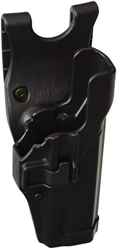 BLACKHAWK SERPA Level 2 Auto Lock Duty Holster, Size 08, Right Hand, (Sig Pro 2022 )