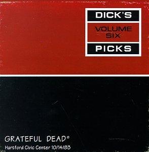 Dick s Picks, Vol. 6: Hartford Civic Center, Hartford, CT, 10 14 83