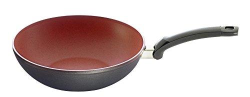 Fissler SensoRed 157-803-28-100/0 Sartén wok con un diámetro de 28