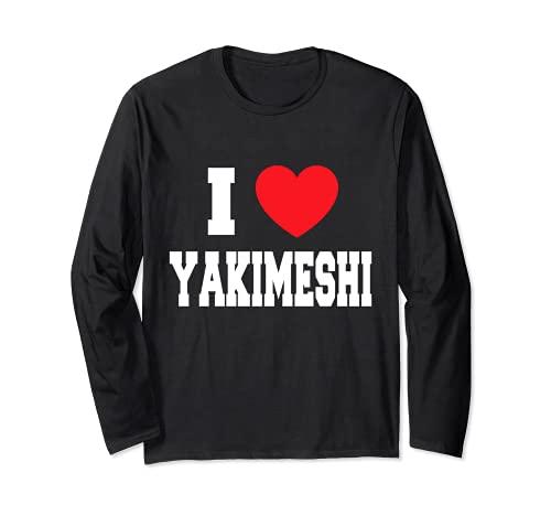 Me encanta Yakimeshi Manga Larga