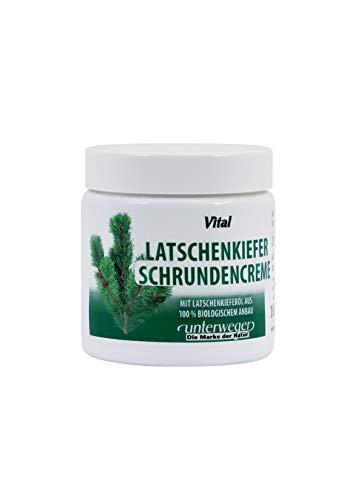 Unterweger BIO Latschenkiefer-Schrundencreme-Fuß-Pflege, 100ml