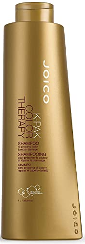 Joico K-Pak Color Therapy Shampoo, 1er Pack (1 x 1 l)