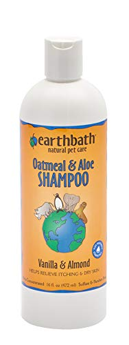 Earthbath Pet All Natural Shampoo