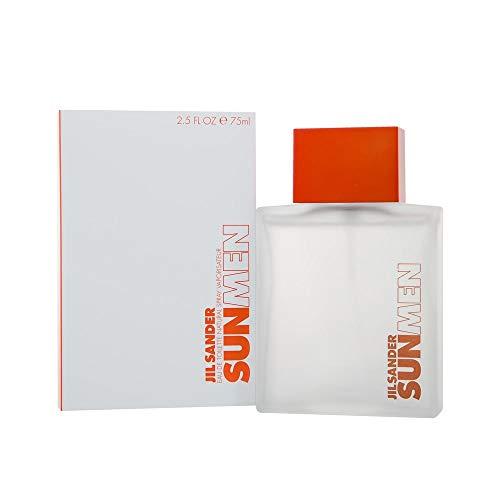 Jil Sander Sun homme/man, Eau de Toilette Vaporisateur, 1er Pack (1 x 75 ml)