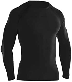 Camisa Termica Adulto Unissex Manga Longa Proteção Uv50 Inverno