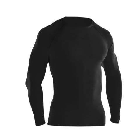 Camisa Termica Adulto Unissex Manga Longa Proteção Uv50 Inverno (G, PRETO)