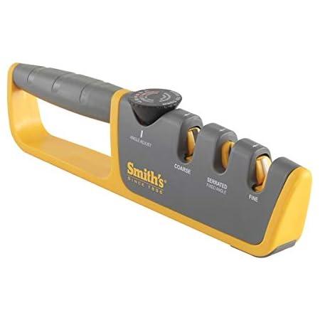 Smith's 50264 Adjustable Manual Knife Sharpener