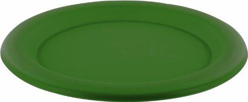 HIGHLANDER Assiette Plastique Alimentaire Olive 23,5 cm