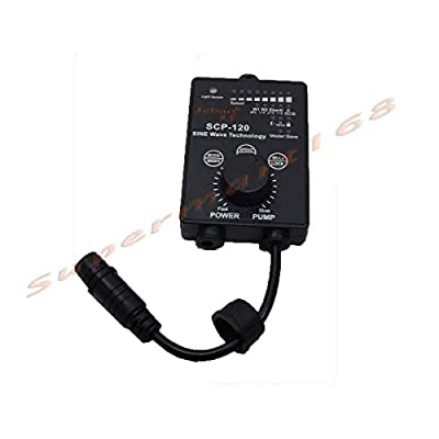 Jebao/Jecod SCP120 SCP-120 Cross Flow Pump Wavemaker Controller only (PET-SCP-120-CNT)