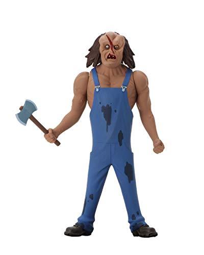 Toony Terrors Series 4 - Figura de acción de Victor Crowley (Hatchen) de 6 pulgadas